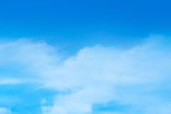 Himmel-Natur-Landschaftshintergrund Stockbilder