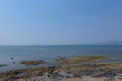 Himmel och hav Royaltyfri Fotografi