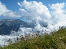 Himmel och land Fotografering för Bildbyråer