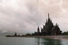 Himmel på jord - fristaden av sanning Royaltyfri Foto