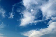 Himmel som den bör vara Arkivbild
