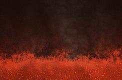 Himmel und Hölle Stockfoto