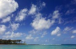 Himmel und Meer Stockbilder