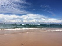 Himmel und Ozean Lizenzfreie Stockbilder