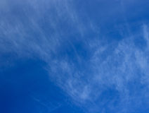 Himmel und Wolken Lizenzfreie Stockbilder