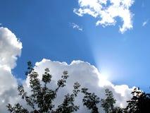 Himmel und Wolken Stockbilder