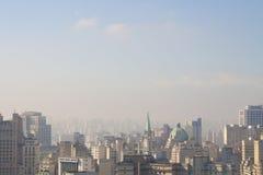 Himmel von Sao Paulo Lizenzfreie Stockbilder