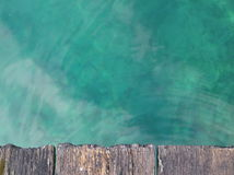 Himmel-Wasser Stockbilder