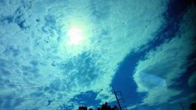 Himmel Wolke Lizenzfreies Stockbild