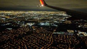 Himmelansicht über Houston Lizenzfreies Stockfoto