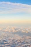 Himmelansicht Stockfoto