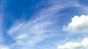 Himmelbewegungshintergrund stock video