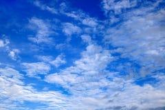 Himmelblått Arkivbild