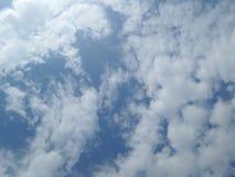 Himmelblått Arkivbilder