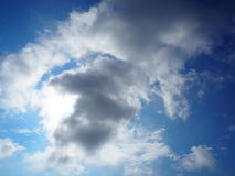 Himmelblått Royaltyfri Bild