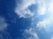 Himmelblått Royaltyfri Fotografi