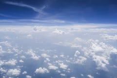 Himmelform nivån Arkivbilder