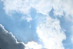 Himmelhimmel Stockfotografie