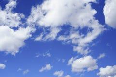 Himmelhintergrund Stockbilder