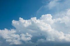 Himmelscape Royaltyfri Fotografi