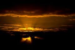 himmelsk lampa royaltyfria bilder