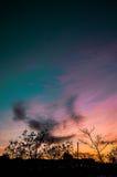 Himmelträume stockbilder
