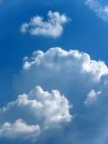 Himmelwolken Lizenzfreie Stockfotos