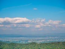 Himmelwolken, Himmel mit Wolken Lizenzfreie Stockfotos