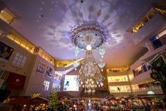 Himmili do evento claro da iluminação em Hankyu Umeda imagem de stock royalty free