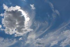 himmlar Arkivbild
