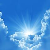 himmlar Fotografering för Bildbyråer