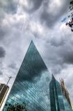 himmlar som ser till Arkivfoton