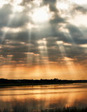 Himmlischer Tag Lizenzfreie Stockbilder
