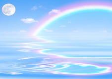 Himmlischer Tag Stockfotos