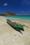 Himmlisches Tanjung Aan Lombok Lizenzfreie Stockfotos