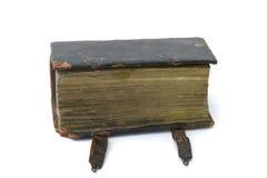 Himno y libro de rezo viejos Fotografía de archivo
