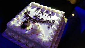 HIMU BIRTHDAY CAKE royalty free stock images