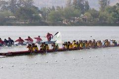 hin 2011 конкуренции шлюпки hua длиной Стоковое Изображение