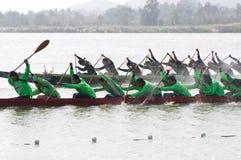 hin 2011 конкуренции шлюпки hua длиной Стоковые Изображения RF