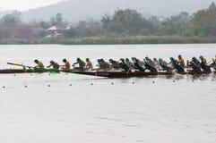 hin 2011 конкуренции шлюпки hua длиной Стоковые Изображения