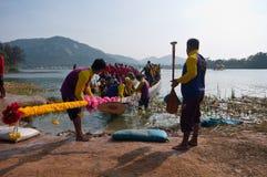 hin 2011 конкуренции шлюпки hua длиной Стоковые Фото