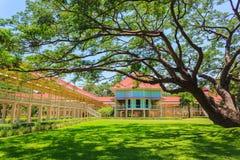 hin Hua pałac królewski lato tajlandzki Thailand Zdjęcie Stock