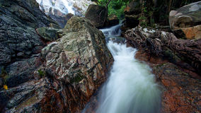 Hin Lad Waterfall Stock Images