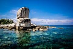 Hin-Sohn-Insel Lizenzfreies Stockbild