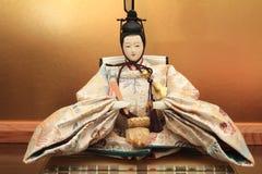 Hina doll (Japanese traditional doll) Royalty Free Stock Image