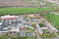 Hinchingbrooke sjukhus Royaltyfri Fotografi