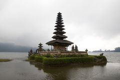 Hindú - templo budista 2 Fotografía de archivo
