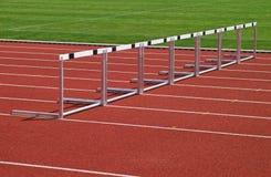 Hindernissen stock afbeelding