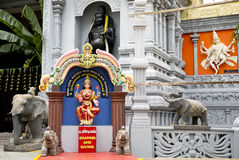 Hindische Religions-Vertreter lizenzfreie stockfotografie