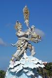 Hindische riesige Statue bei Kuta, Bali Lizenzfreie Stockfotografie